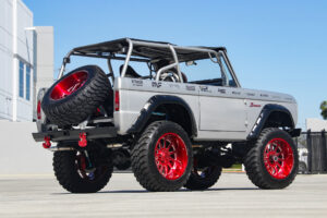 M17 Off-Road Monster Wheels 20x12 | Ford Bronco Classic