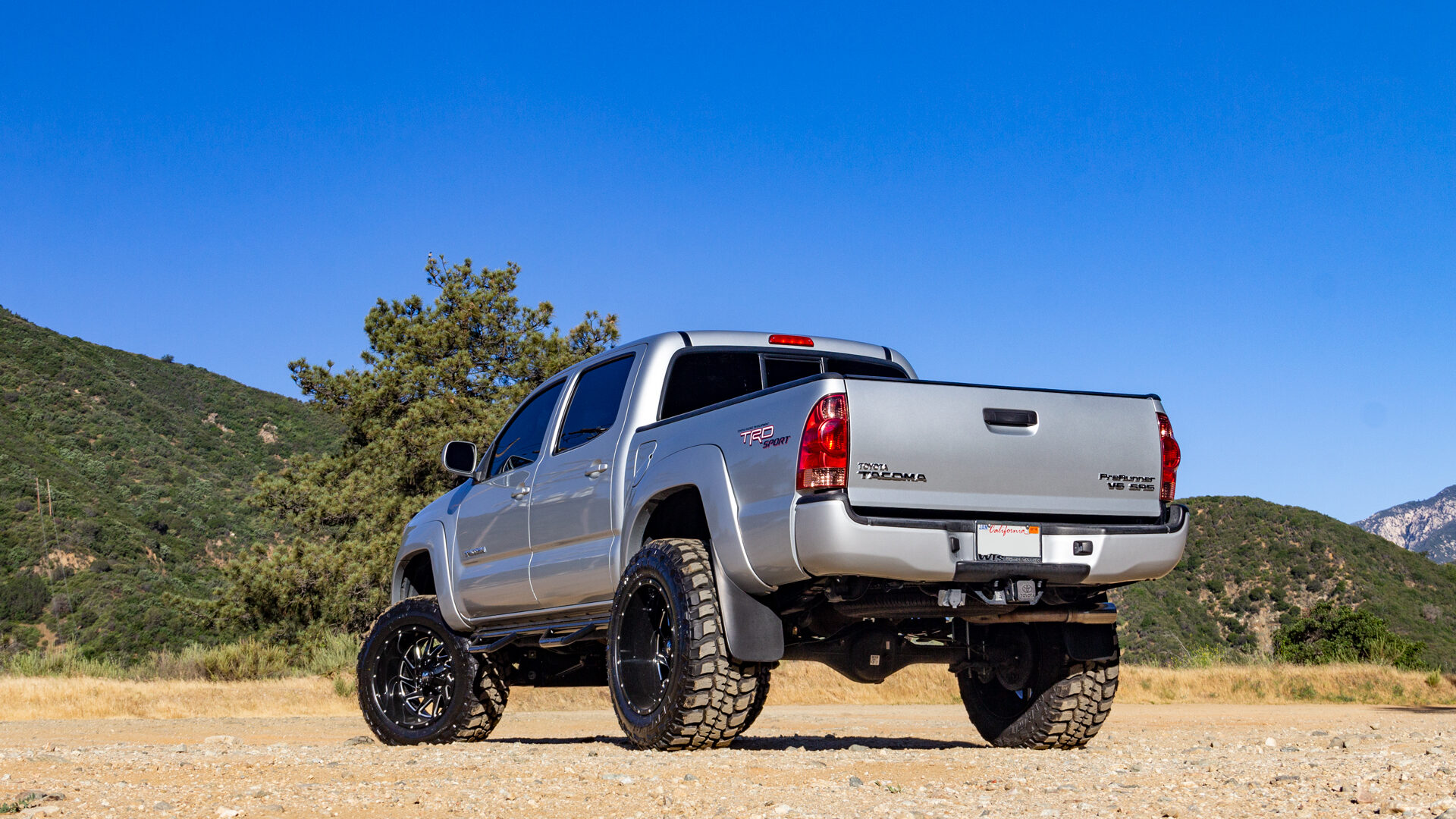 M12 Off-Road Monster Wheels 20x12 | Toyota Tacoma