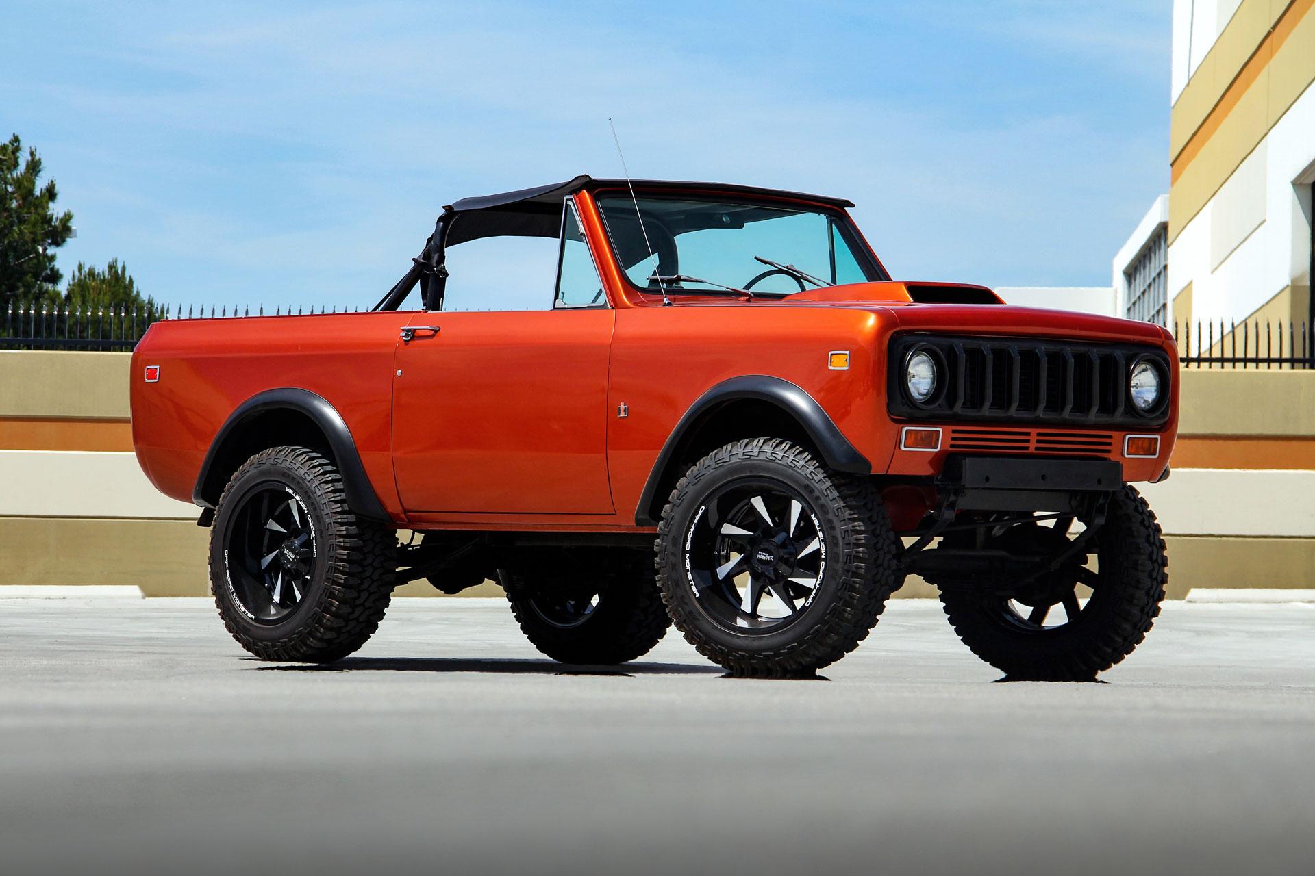 M80 Off-Road Monster Wheels 20x12 | International Scout