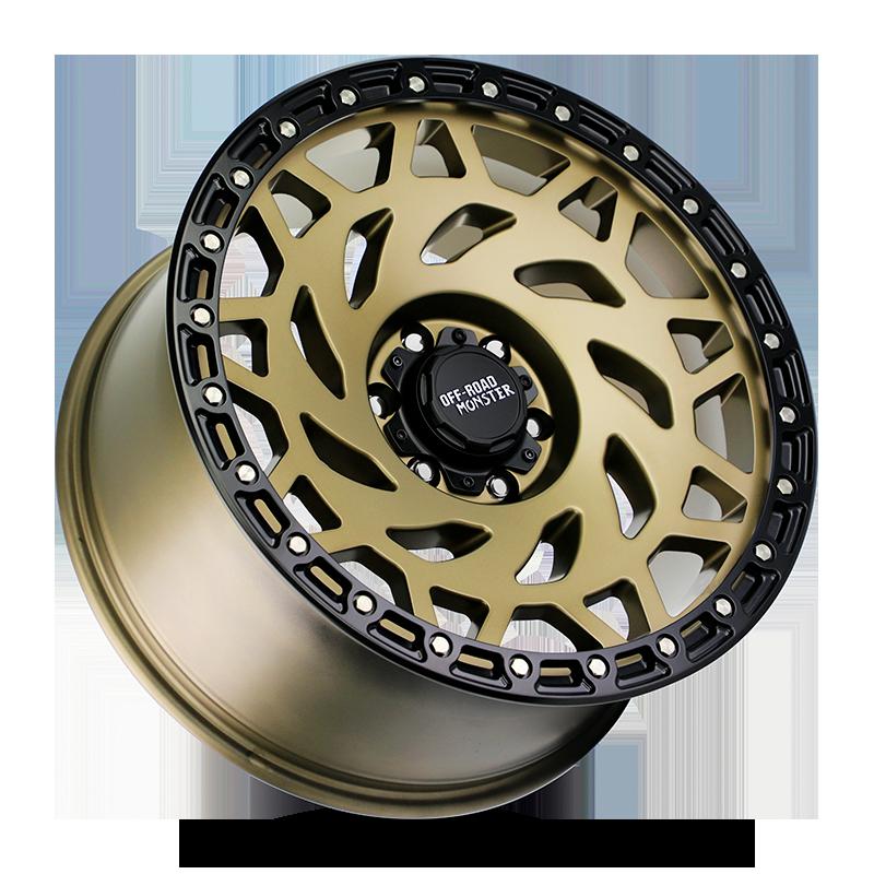 Off-Road Monster M50 Wheel -Bronze