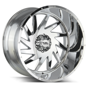 The M12 Wheel by Off Road Monster in Chrome