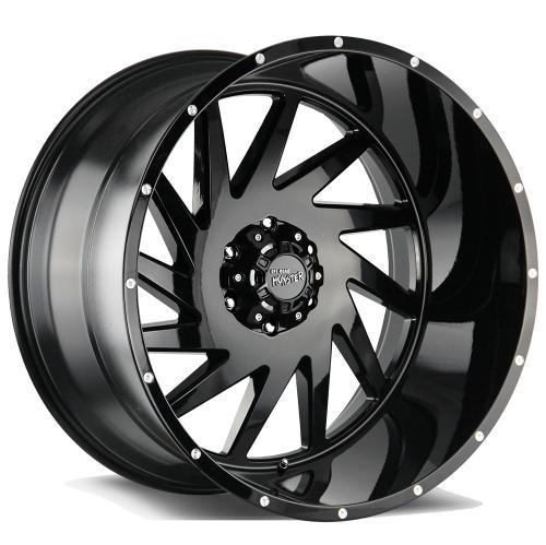 M12 gloss 24x12 Gloss Black