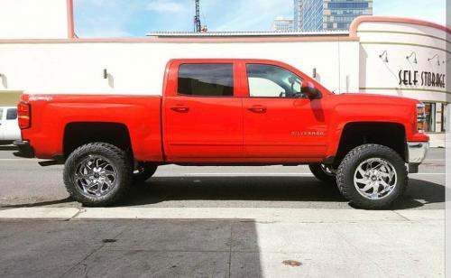off road monster orm m09 chrome 20x12 silverado