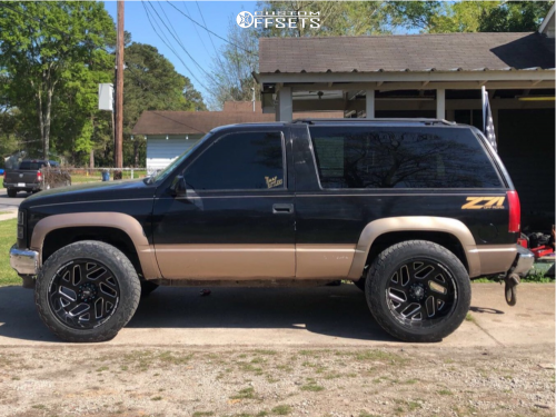 off road monster orm m19 ram 2 door tahoe 2
