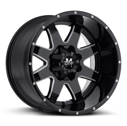 strada monster m08 20x12 gloss black milled 1000x1000 (1)